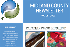 August 2020 County Newsletter