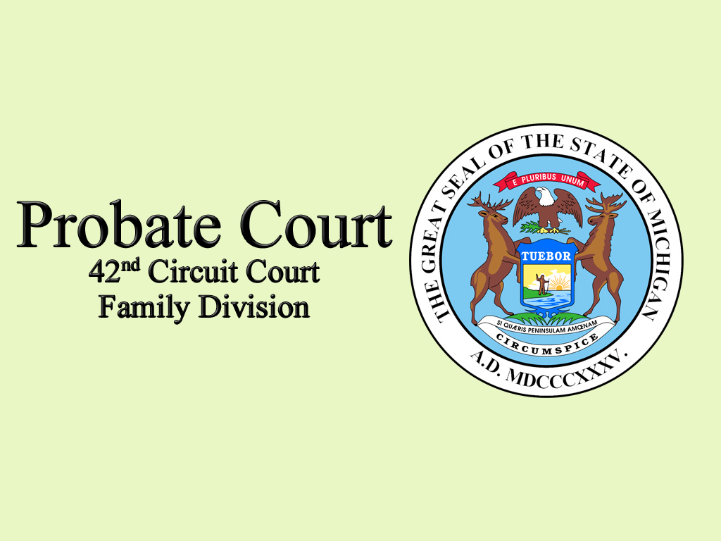 County of Midland, Michigan > Courts > Probate and Juvenile